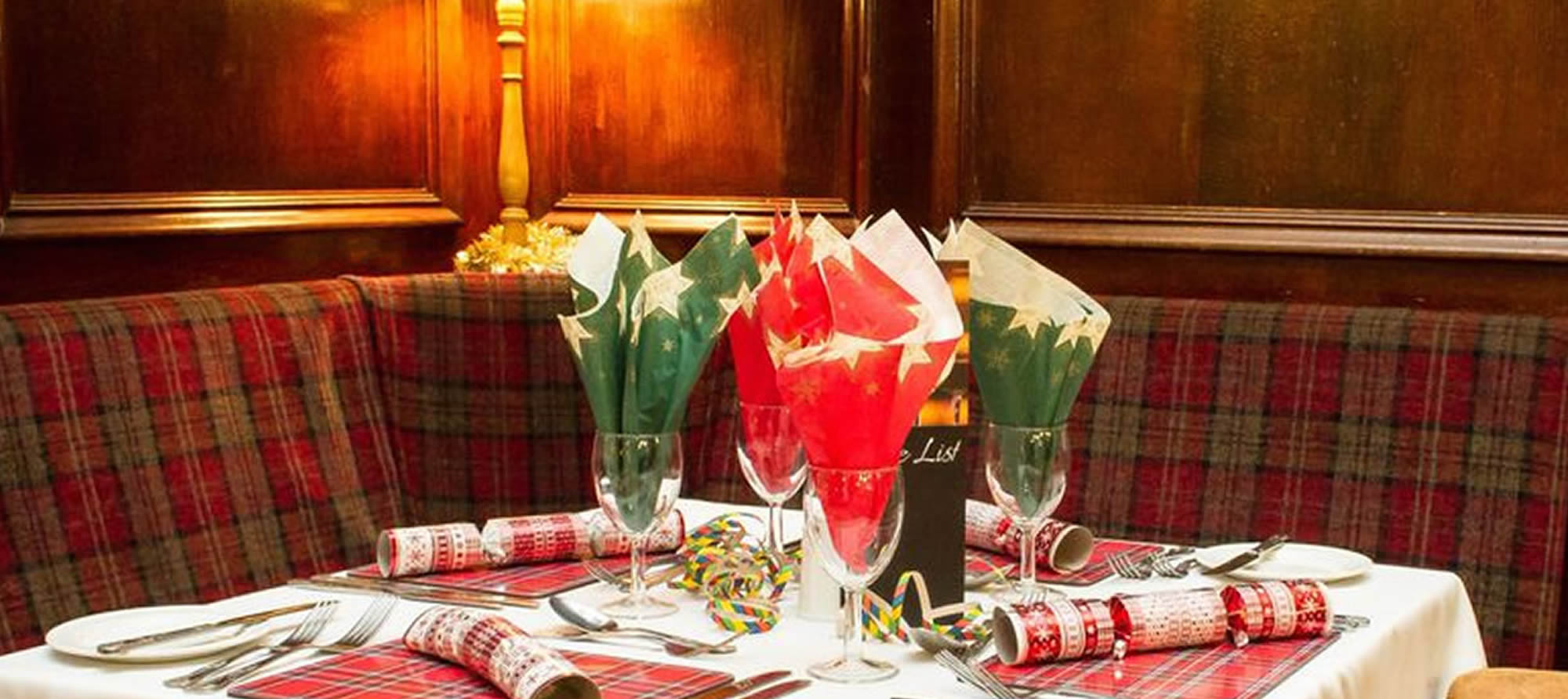 Christmas at Lynford Hall Hotel