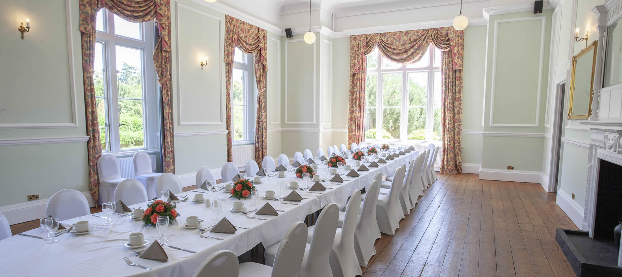 Business Events - Lynford Hall Hotel Norfolk