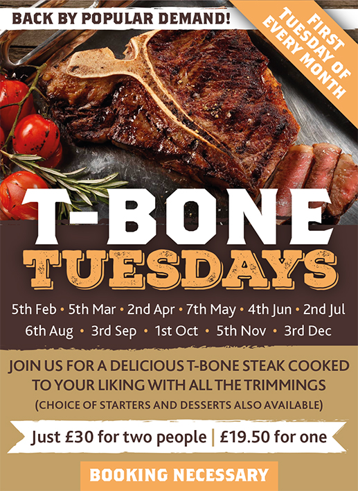 T Bone Tuesday